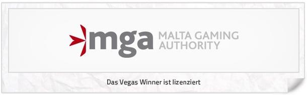 Vegas Winner Lizenz